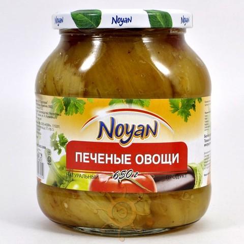 Овощи печеные Noyan, 650г