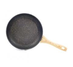 Сковорода для жарки BLACK COSMIC 26x5,2 см с индукционным дном Fissman