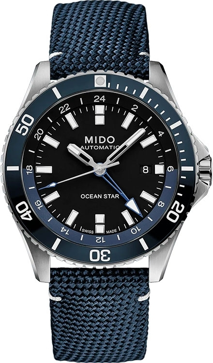 Часы мужские Mido M026.629.17.051.00 Ocean Star Captain