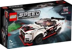 Lego konstruktor Speed Nissan GT-R NISMO