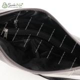 Сумка Саломея 324 мульти неаполь серый