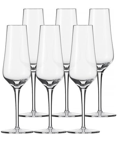 Набор фужеров для шампанского Schott Zwiesel Fine, 6 шт