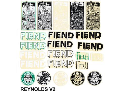 Наклейка Fiend Reynolds v2