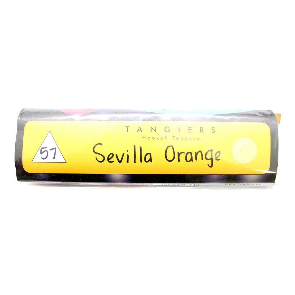 Табак для кальяна Tangiers Noir (желт) 57 Sevilla Orange (Апельсин) 250 гр.
