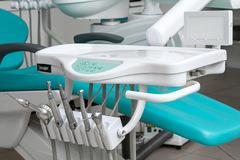 Mercury 330 Standart стоматологическая установка с нижней подачей инструментов