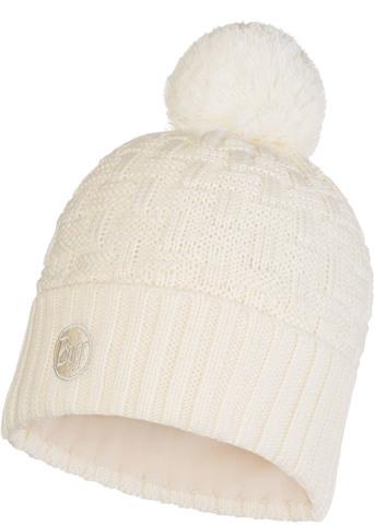 Шапка вязаная с флисом Buff Hat Knitted Polar Airon Cru фото 1