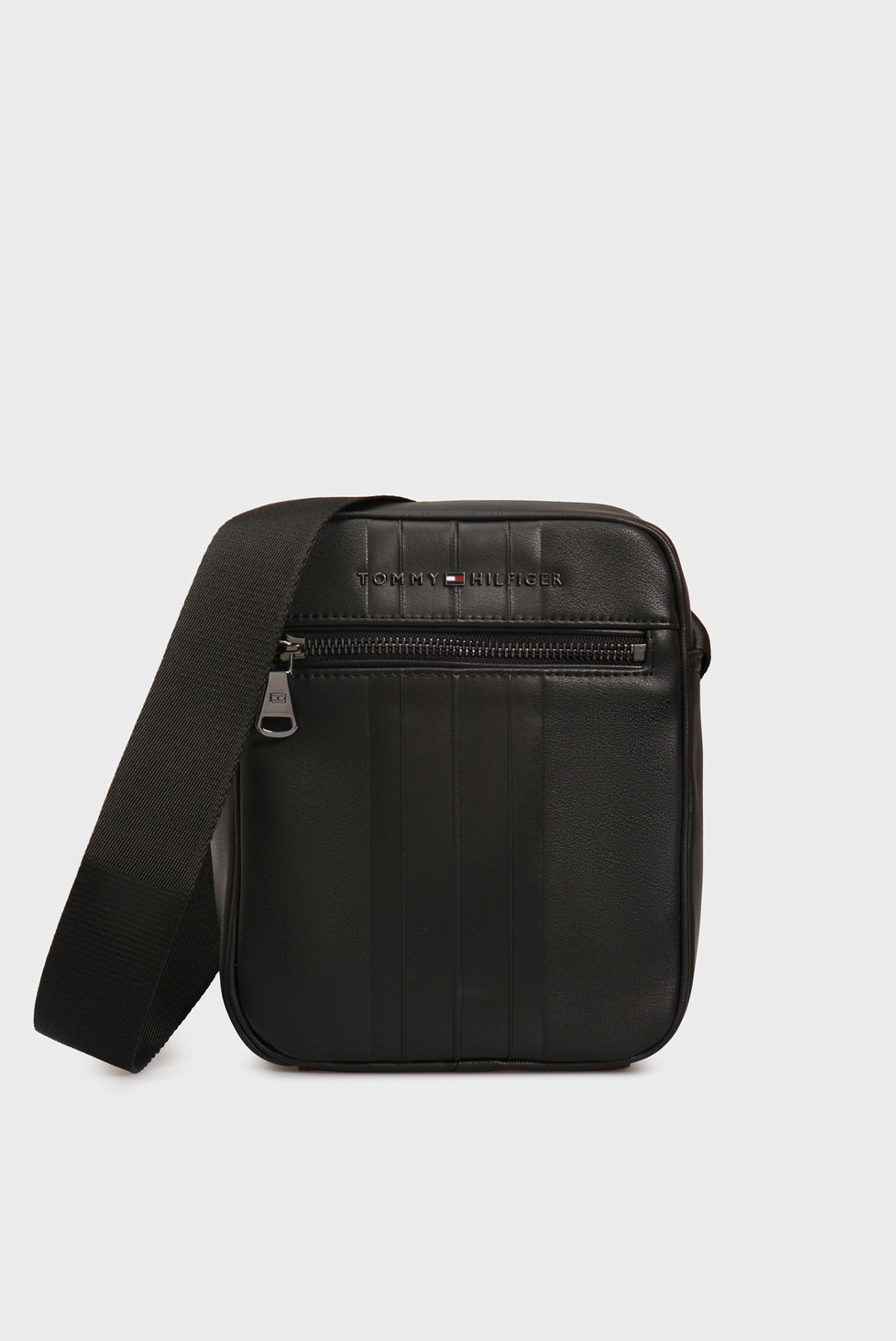 Мужская черная сумка через плечо TH METRO MINI REPORTER Tommy Hilfiger