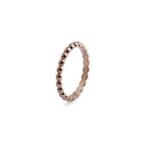 Кольцо Matino gold 18.4 мм 627511 RG