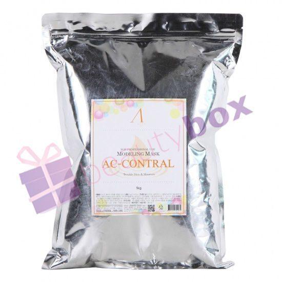 Маска альгинатная для проблемной кожи против акне AC CONTROL