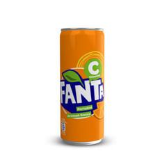 Fanta 0.33 L (dəmir qab)