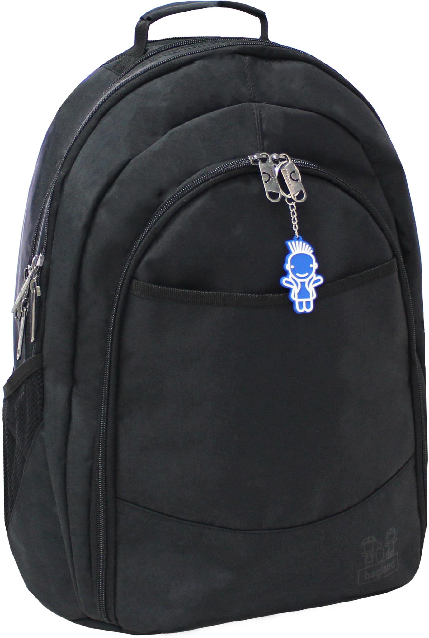 Городские рюкзаки Рюкзак Bagland Сити max 34 л. Чёрный (0053970) IMG_5979.JPG