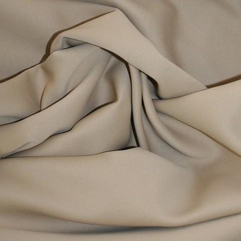 Портьерная ткань блэкаут бежевый. Арт. Т-711-4