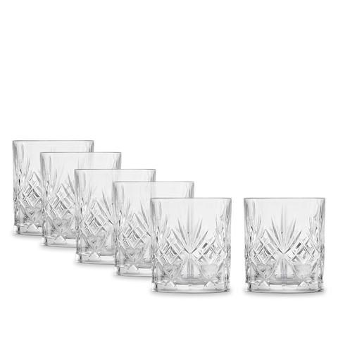Набор стаканов для виски 334 мл, 6 шт, Show