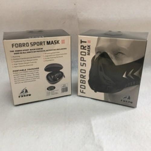 Тренинг-маска Fobro sport mask 3