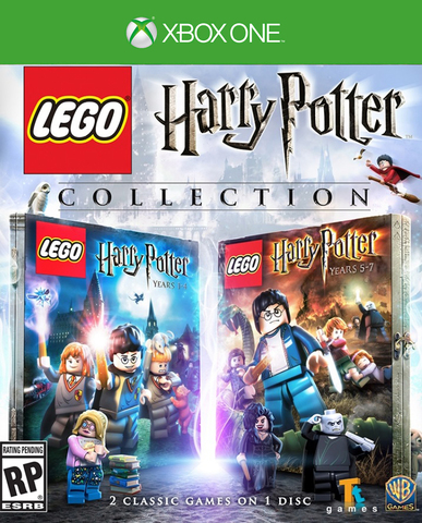 LEGO Harry Potter: Collection (Xbox One/Series X, английская версия)