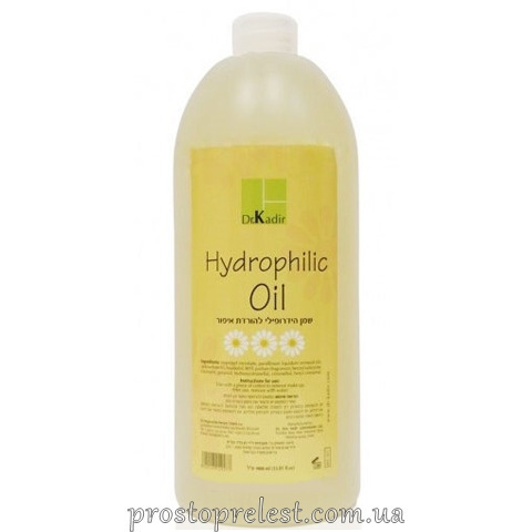 Dr. Kadir Cleaners and Tonic Hydrophilic Oil - Гідрофільна очищаюча олія