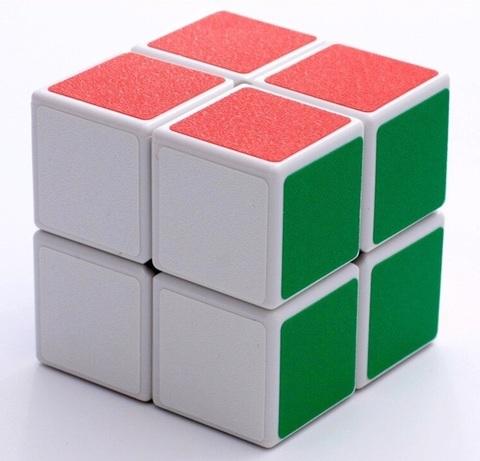 Скоростной кубик рубика 2x2x2 Белый