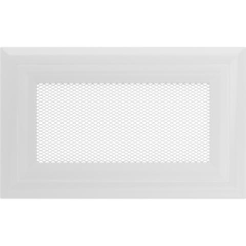 Вентиляционная решетка ОСКАР Белая (11*17) 117OB