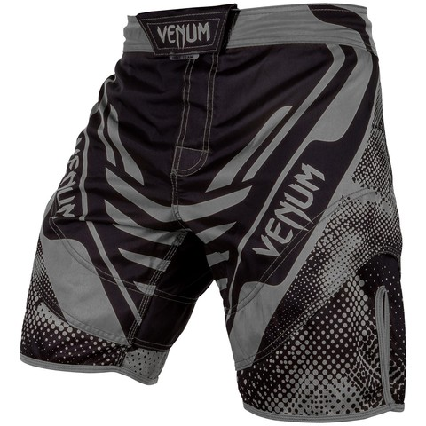 Шорты Venum Technical Fightshorts Black/Grey