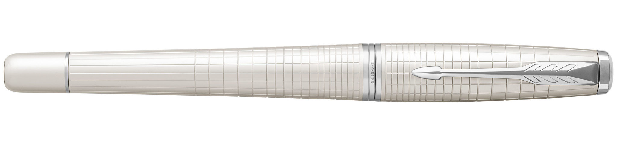 Parker Urban Premium - Pearl Metal CT, перьевая ручка, F