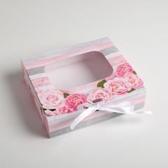 Складная коробка подарочная «Тебе», 20 х 18 х 5 см / 1 шт. /