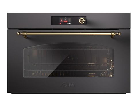 Духовой шкаф ILVE OV91SNT3 Brass