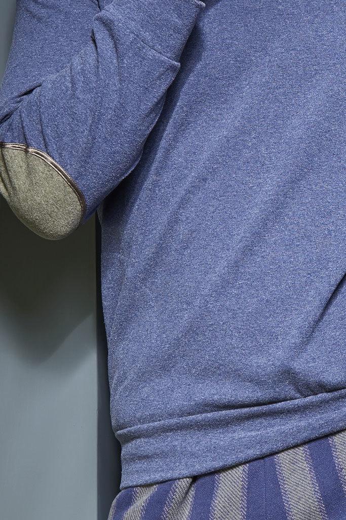 Мужской домашний костюм с заплатками Verdiani