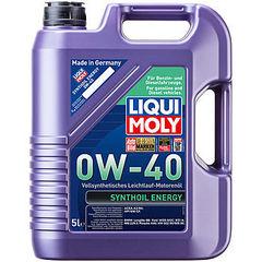 1923 LiquiMoly Синт.мот.масло  Synthoil Energy 0W-40 SM/CF;A3/B4(5л)