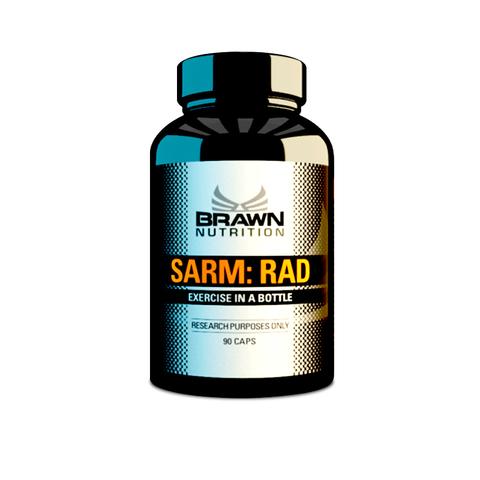 Brawn Nutrition SARM RAD | Радарин, Тестолон