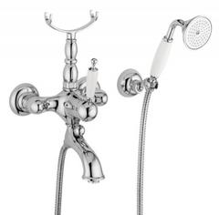 Смеситель для ванны  Migliore Oxford BN.OXF-6302 хром