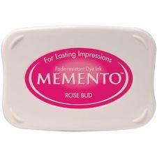 Штемпельная подушечка MEMENTO - ROSE BUD
