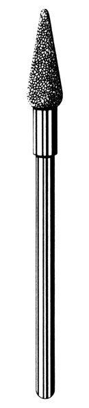Лабораторные алмазные инструменты «SS WHITE» серия LAB 79/4045 Группа II. Средняя крошка.
