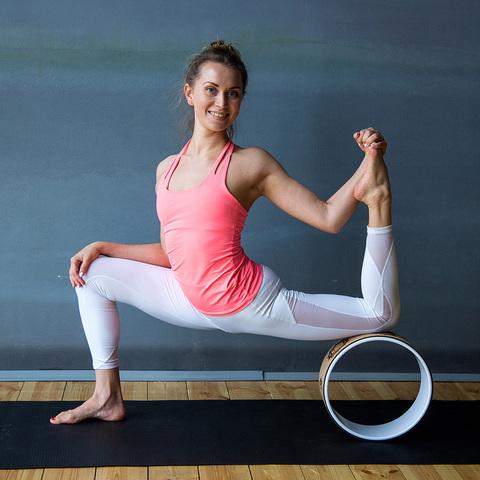 Колесо для йоги Chakras (32 см)