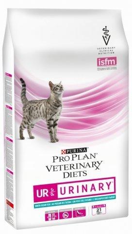 Для кошек для лечения и профилактики МКБ, с океанической рыбой