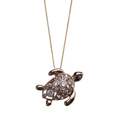 Колье-брошь Черепаха 15A13NK021AV04 BR