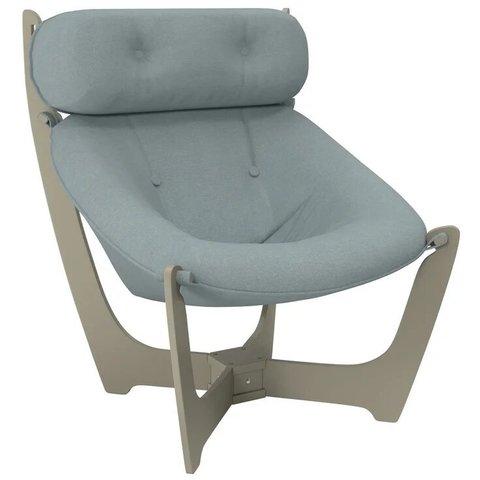 Кресло для отдыха Комфорт Модель 11 серый ясень/Montana 602