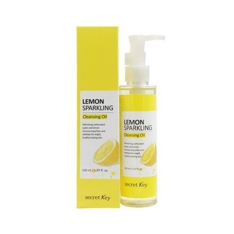 Secret Key Lemon Sparkling Cleansing Oil лимонное гидрофильное масло
