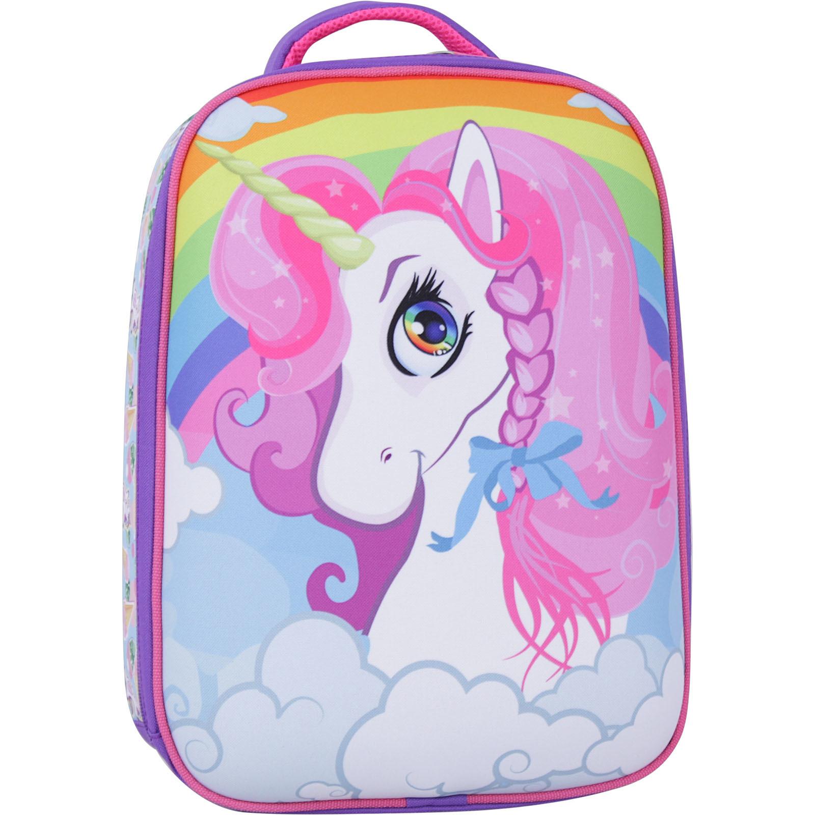 Школьные рюкзаки Рюкзак Bagland Turtle 17 л. фиолетовый 676 (0013466) IMG_2098_суб676_-1600.jpg