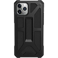 Чехол Uag Monarch для iPhone 11 Pro MAX черный (Black)