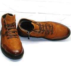 стильные спортивные ботинки мужские зимние