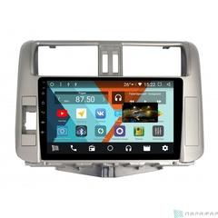 Штатная магнитола для Toyota Land Cruiser Prado 150 на Android 8.1.0 Parafar PF065K