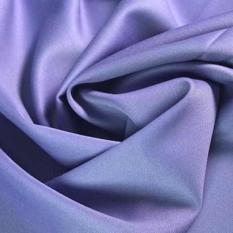 Ткань костюмно-плательная ткань цвет лавандовый 3220