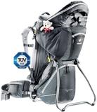 Картинка рюкзак-переноска Deuter Kid Comfort III Black-Granite -