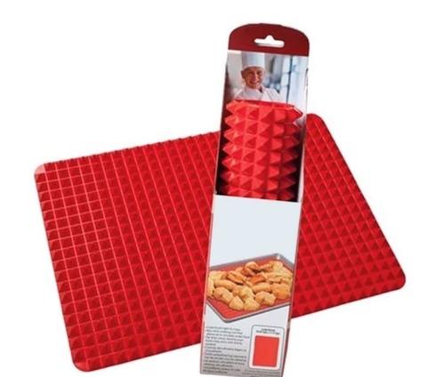 Силиконовый кондитерский коврик Roast Pad с шипами в упаковке