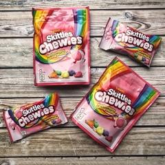 Skittles Chewies Жевательные конфеты Скитлс 152 гр