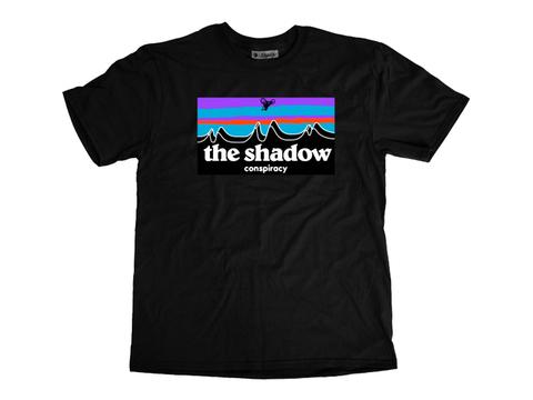 Футболка Shadow Out There черный