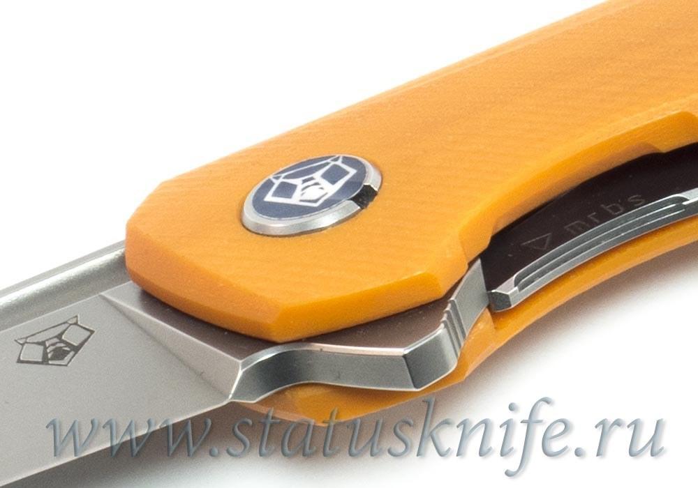 Нож Широгоров 111 М390 Долы G10 MRBS - фотография
