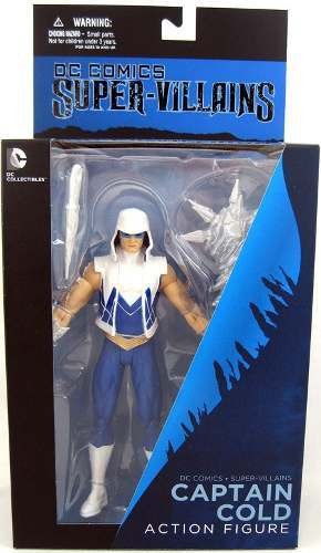 New 52 Super Villains Captain Cold