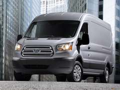 Чехлы на Ford Transit 2015–2021 г.в.