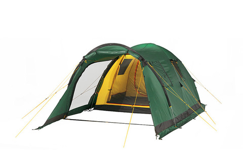 Кемпинговая палатка Alexika Grand Tower 4